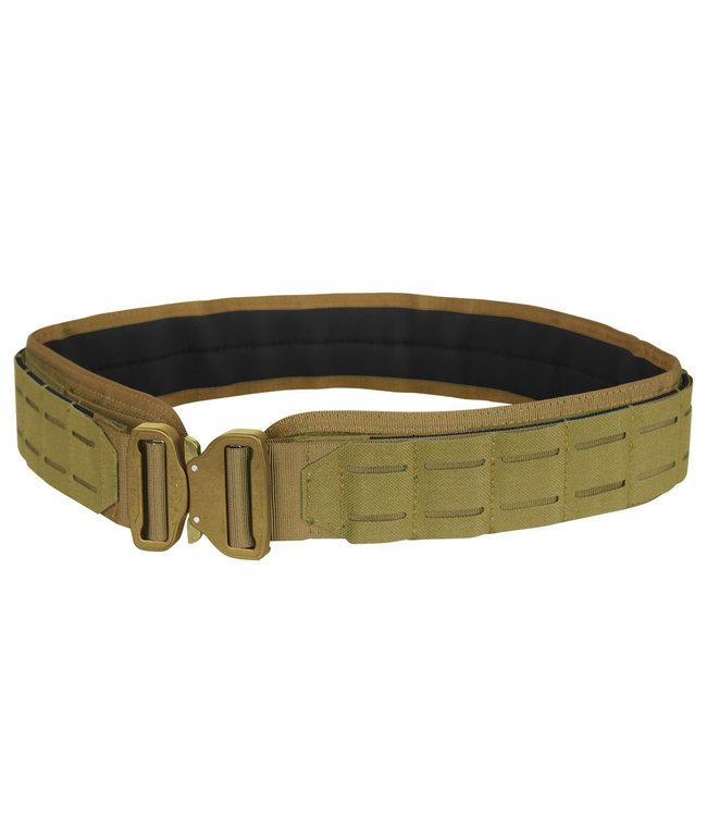 Condor Outdoor LCS Cobra Gun Belt - MOLLE Belt Coyote Brown (121175-498)