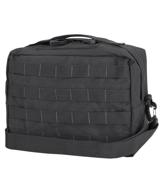 Condor Outdoor UTILITY SHOULDER BAG Black (137-002)