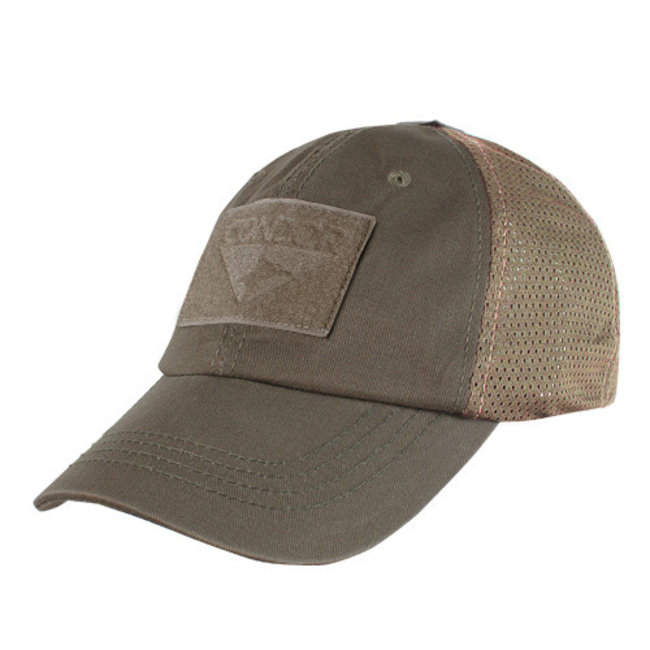 Condor Outdoor Tactical Mesh Cap Brown (TCM-019)