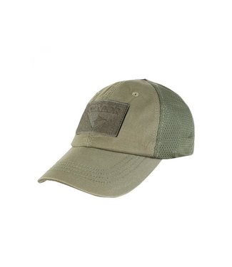 Condor Outdoor Tactical Mesh Cap OD Green (TCM-001)