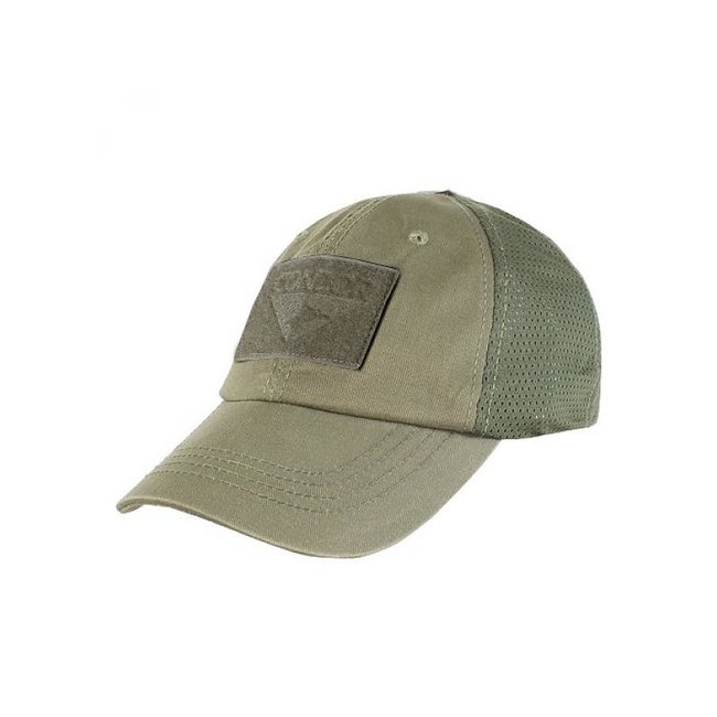Condor Outdoor Tactical Mesh Cap OD Green (TCM-001)