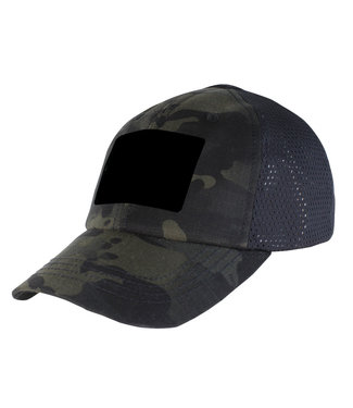 Condor Outdoor Tactical Cap Mesh MultiCam Black (TCM-021)