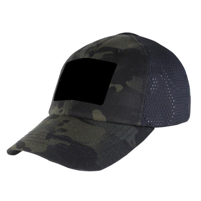Condor Outdoor Tactical Cap Mesh MultiCam Black (TCM-021)