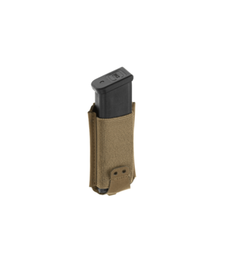 Clawgear 9mm Low Profile Mag Pouch Coyote (22088)