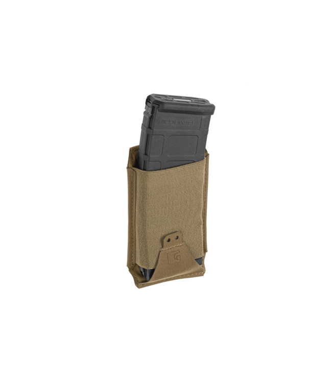 Clawgear 5.56mm Rifle Low Profile Mag Pouch Coyote (22092)