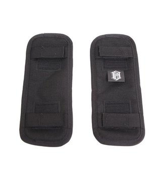 High Speed Gear Adjustable Shoulder Pads Black WAS/WEE (95WW00BK)