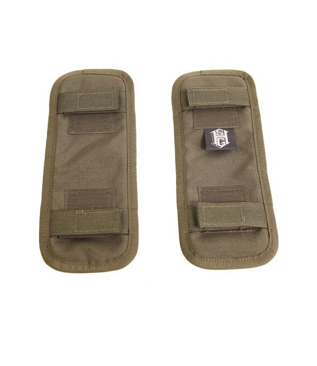 High Speed Gear Adjustable Shoulder Pads OD Green WAS/WEE (95WW00OD)