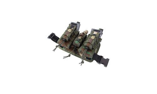 Leg rig / MOLLE Platform