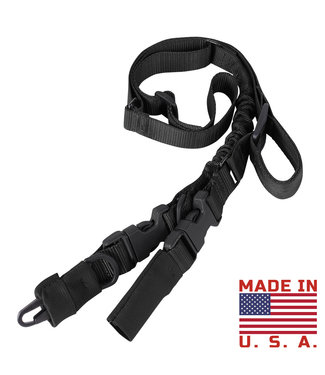 Condor Outdoor Stryke Single Bungee Conversion Sling Black (US1009-002)