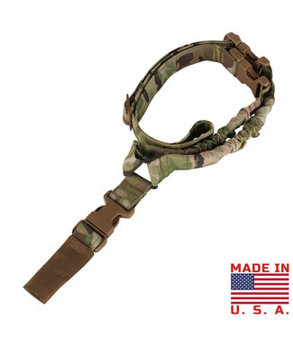 Condor Outdoor COBRA ONE POINT BUNGEE SLING WITH MULTICAM®