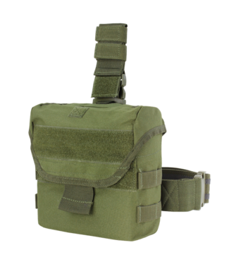 Condor Outdoor Drop Leg Dump Pouch OD Green (MA38-001)