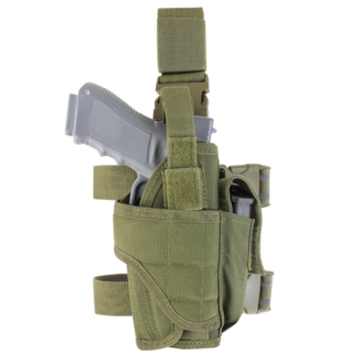 Condor Outdoor Tornado Tactical Leg Holster OD Green (TTLH-001)