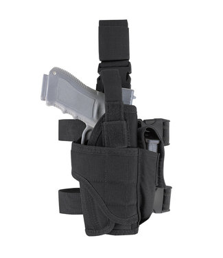 Condor Outdoor Tornado Tactical Leg Holster Black (TTLH-002)