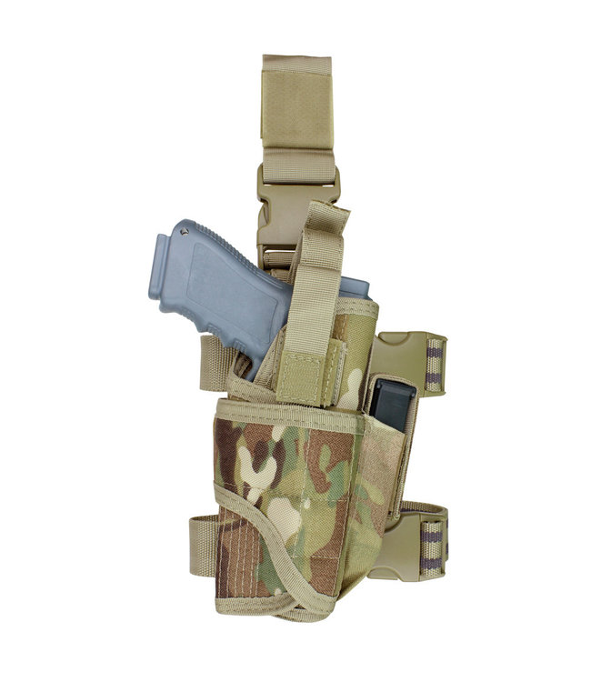 Condor Outdoor Tornado Tactical Leg Holster Multicam (TTLH-008)