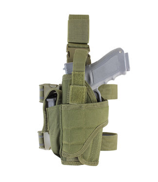 Condor Outdoor Tornado Links Handig Tactical Leg Holster OD Green (171170-001)