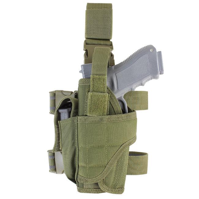 Condor Outdoor Tornado Links Handig Tactical Leg Holster OD Green (171170-001)
