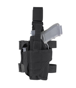 Condor Outdoor Tornado Links Handig Tactical Leg Holster Black (171170-002)