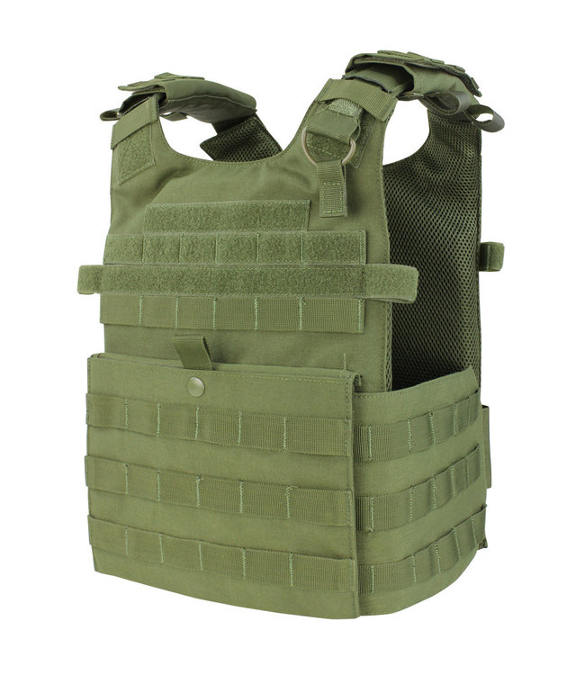 Condor Outdoor Gunner Lightweight Plate Carrier OD Green (201039-001)