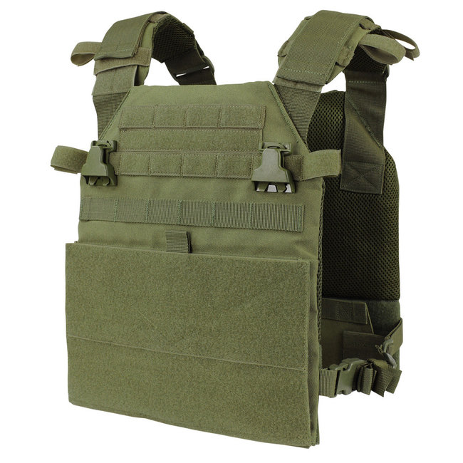 Condor Outdoor Condor Vanquish Armor System Plate Carrier OD Green (201079-001)