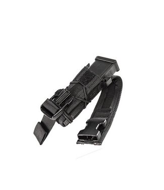 High Speed Gear Pistol TACO Covered Belt Mount Black (10PTC0BK)