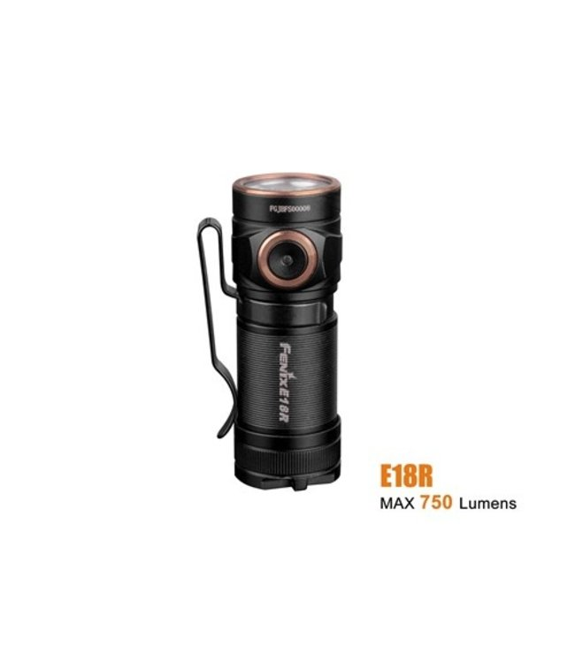 Fenix E18R Portable E18R oplaadbare LED-zaklamp