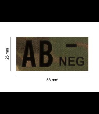 Clawgear AB NEG IR PATCH MULTICAM - INFRAROOD BLOEDGROEP