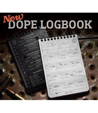 """Rite in the Rain Top Spiral DOPE Logbook, 4"""" x 6"""""""