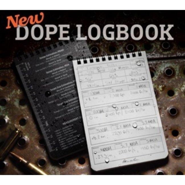 "Rite in the Rain Top Spiral DOPE Logbook, 4"" x 6"" - Schietboekje"
