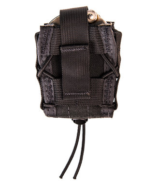 High Speed Gear Handcuff Taco Black MOLLE Black (11DC00BK)
