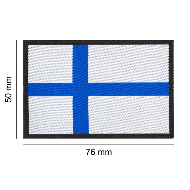 Clawgear Finland Flag Patch Color (20130)