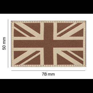 Clawgear Great Britain Flag Patch Desert (20988)