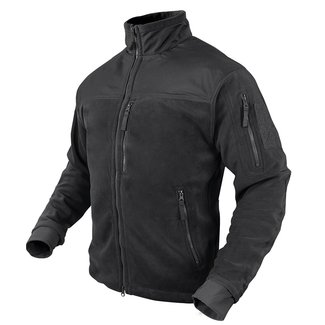 Condor Outdoor ALPHA Micro Fleece Jacket Black (601-002)
