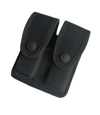 Makhai Horizontal/Vertical Pistol Mag Pouch for Duty Belt (DP-229)