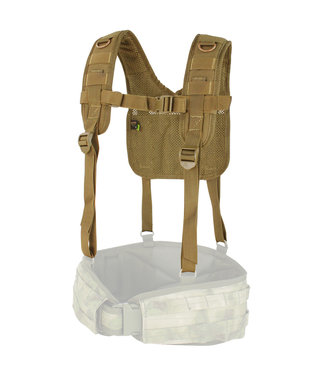 Condor Outdoor H-Harness Coyote Brown (215-498)