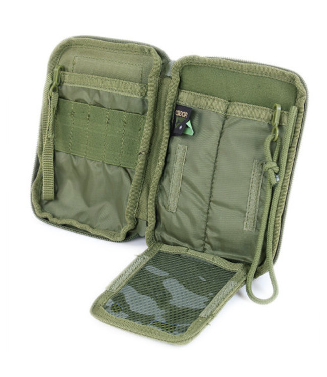 Condor Outdoor Pocket Pouch OD Green (MA16-001)