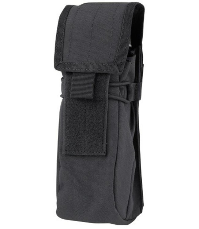 Condor Outdoor Water Bottle Pouch 750ML Black (191045-002)