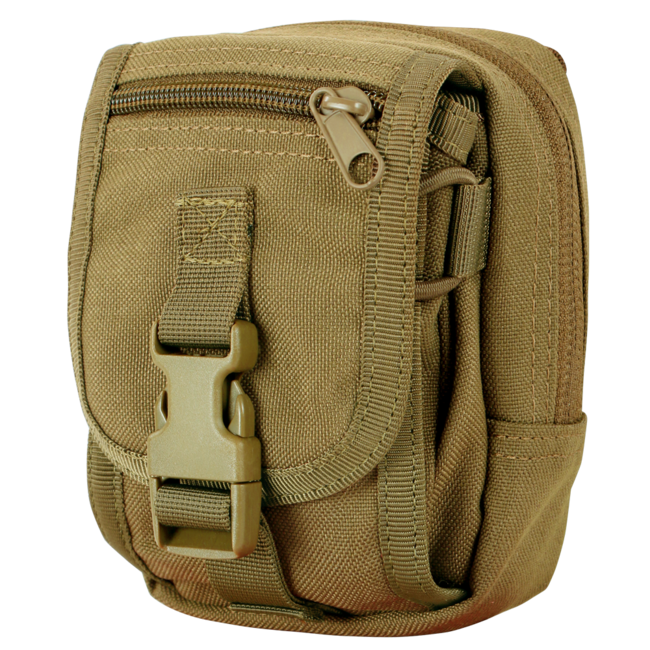 Condor Outdoor Condor Gadget Pouch Coyote Brown (MA26-498)
