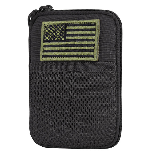 Condor Outdoor Pocket Pouch Black (MA16-002)