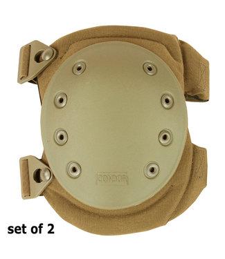 Condor Outdoor Knee Pad Version 2 Coyote (KP2-498)