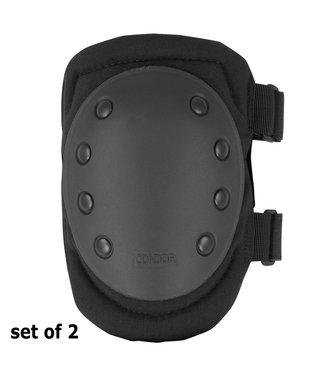 Condor Outdoor Knee Pad Version 1 Black (KP1-002)