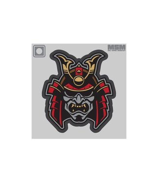 Mil-Spec Monkey SAMURAI HEAD 1 MORALE PATCH