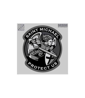 Mil-Spec Monkey SAINT-MICHAEL MODERN MORALE PATCH