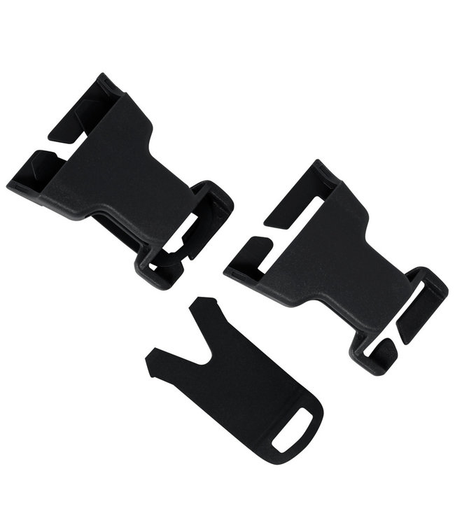 Condor Outdoor VAS QDBUCKLES BLACK (SET of 2)(221161-002)
