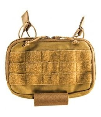 High Speed Gear Map V2 Pouch - MOLLE - Coyote Brown