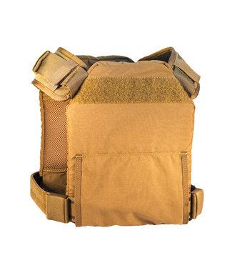 High Speed Gear HSGI® SPC Slick Plate Carrier Coyote Brown Medium