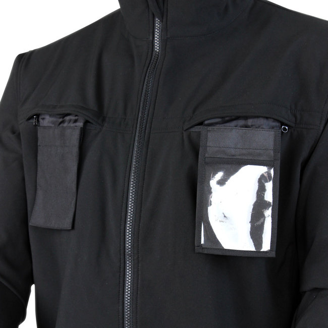 Condor Outdoor Black Covert Softshell Jacket (101049-002)