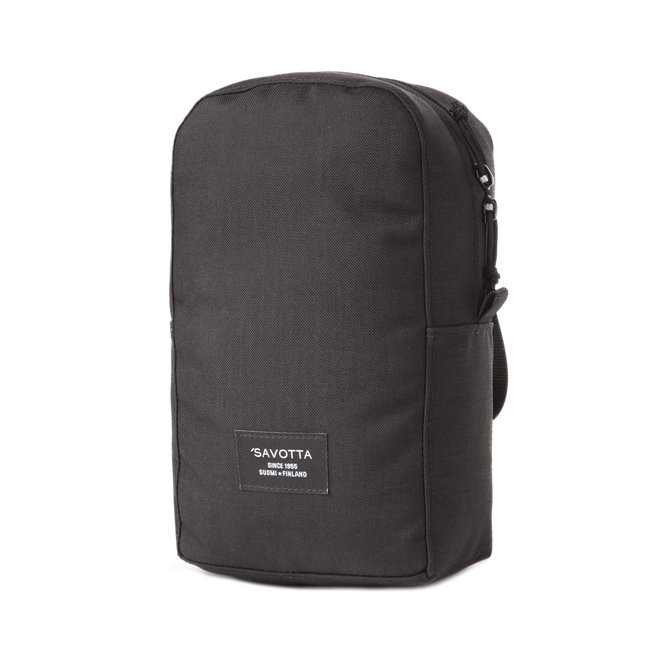 Savotta Vertical pocket L Black (0109330)