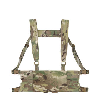 Ferro Concepts CHESTY RIG WIDE HARNESS v2 Multicam
