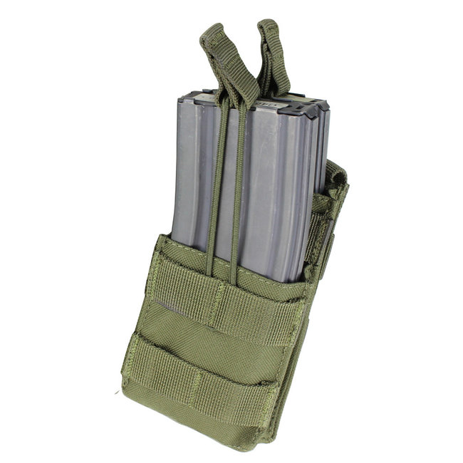 Condor Outdoor Single Stacker hk416/C8/M4 OD Green (MA42-001)