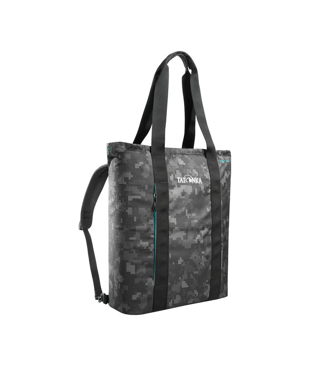 Tatonka Grip Bag Black Digi Camo (1631.056)